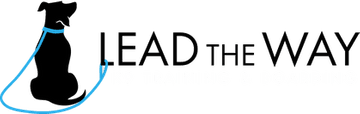 Logo, Lead the Way K9 Training & Boarding